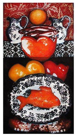 The Dining Room_Pesce Arancione