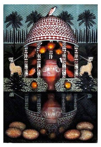 Mirror Pool Dusk