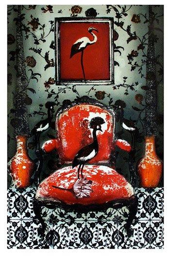 birds of versailles pantomime